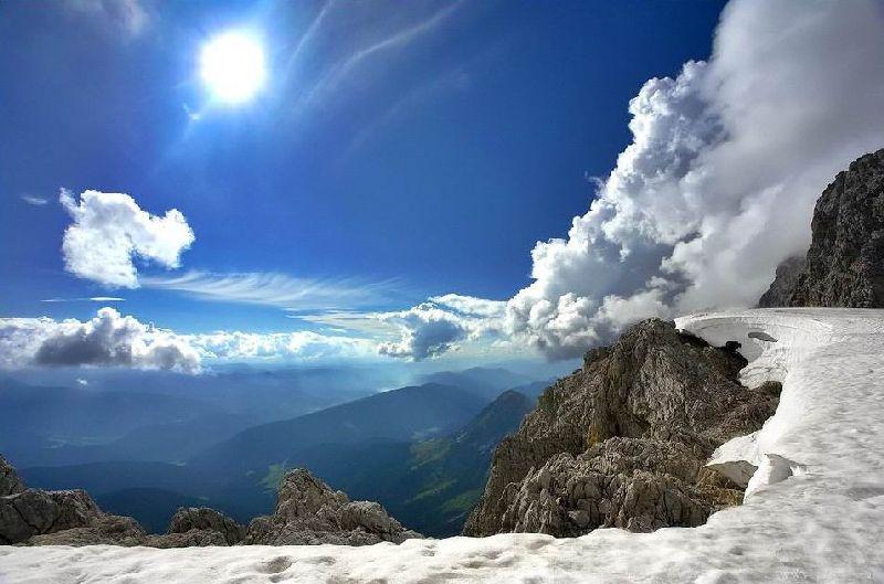 Снежная гора Цяоцзы, Куньмин, Китай