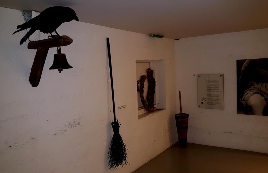 Страндагальдур - Музей исландского колдовства