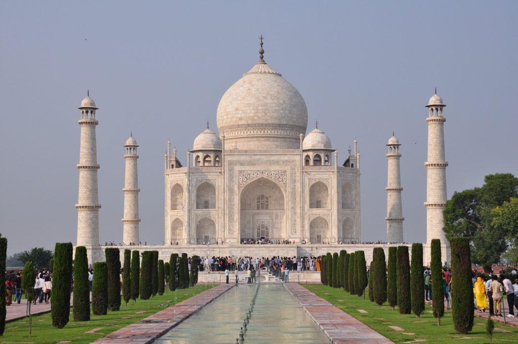 Тадж-Махал и Агра, Индия