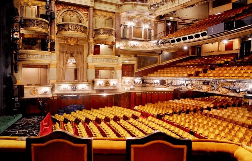 Театр Друри Лейн, Лондон, Великобритания