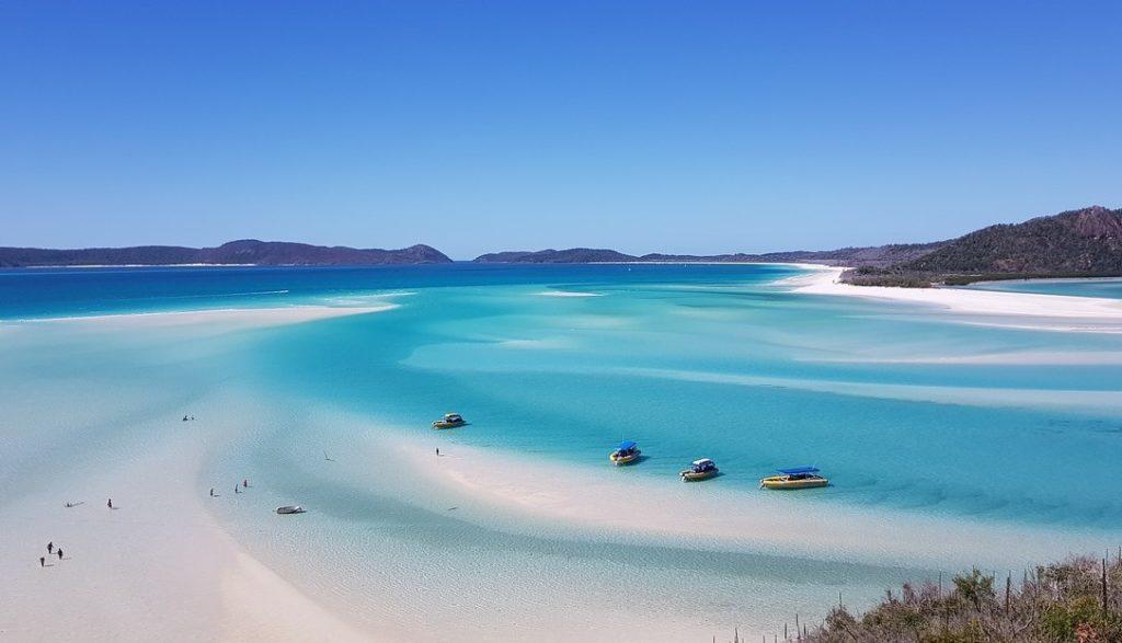 Уитсанди, Австралия