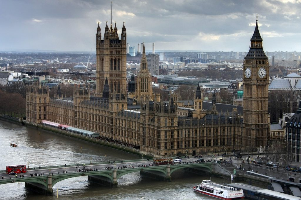 Вестминстер, Лондон, Великобритания