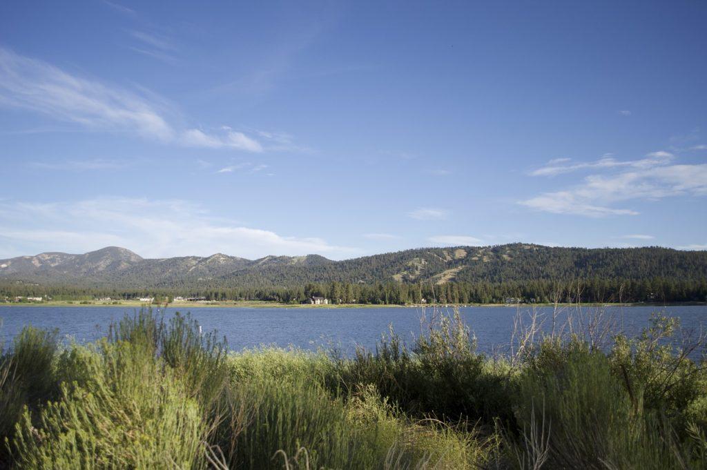 Водохранилище «Биг Бэр», Калифорния, США