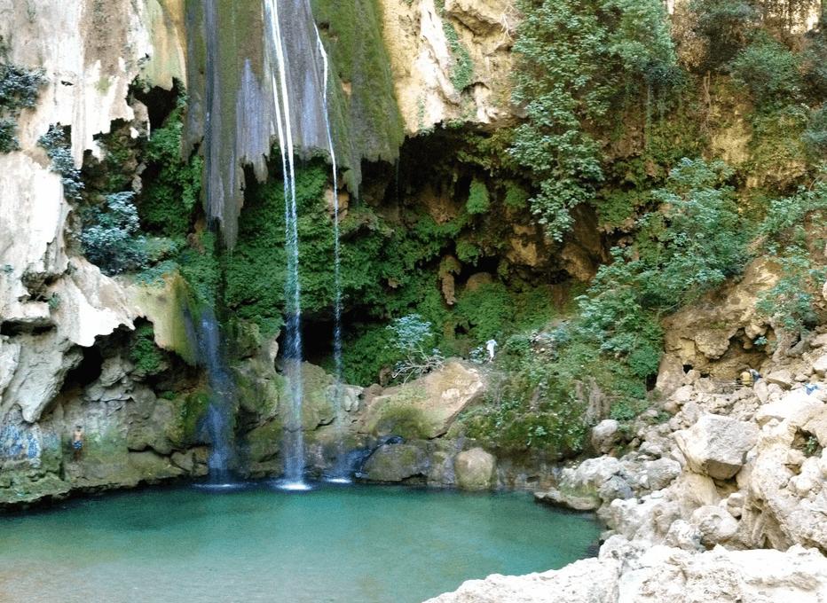 Водопады Акчур, марокко
