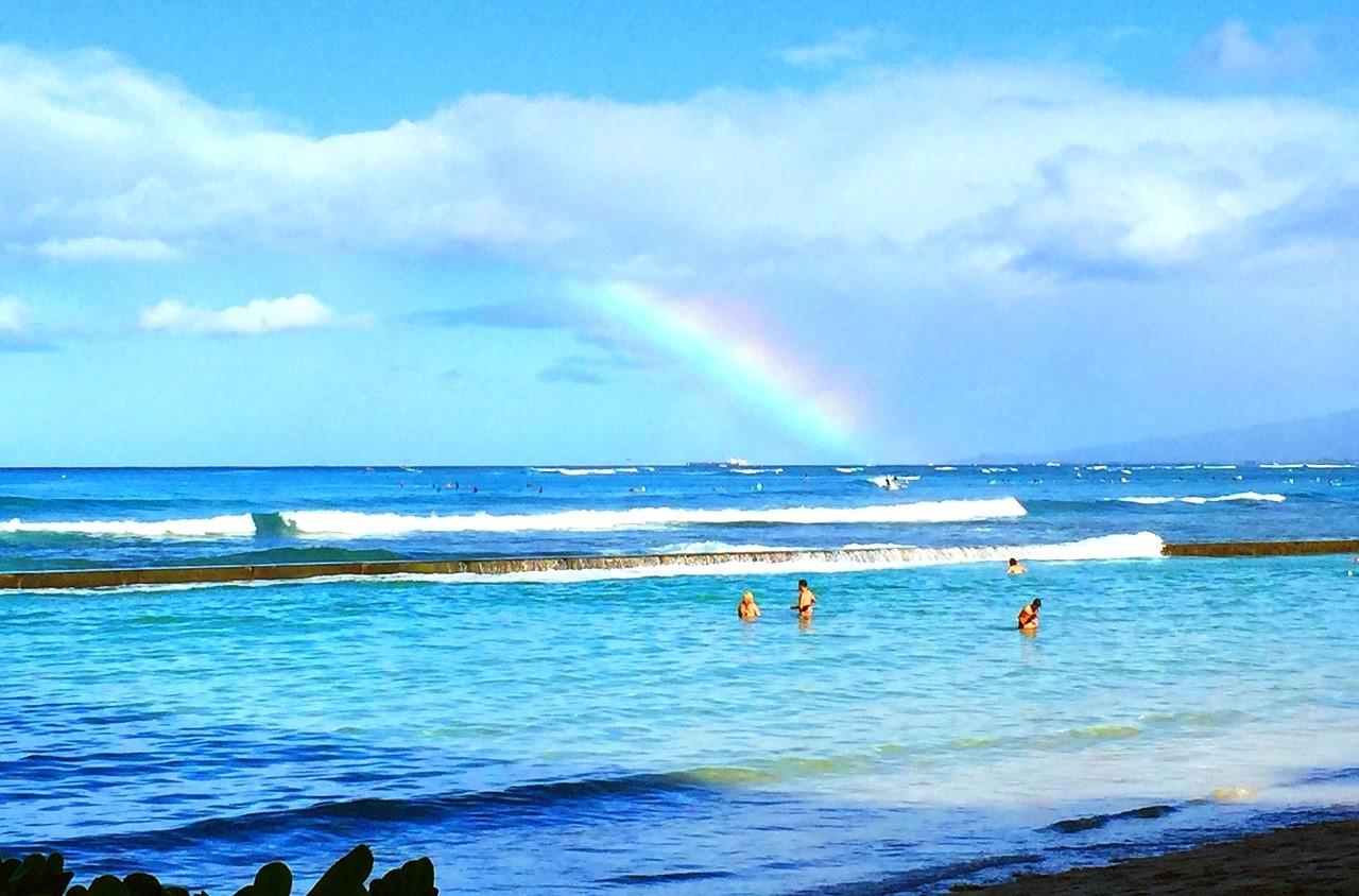 Гонолулу, лучшие пляжи Америки