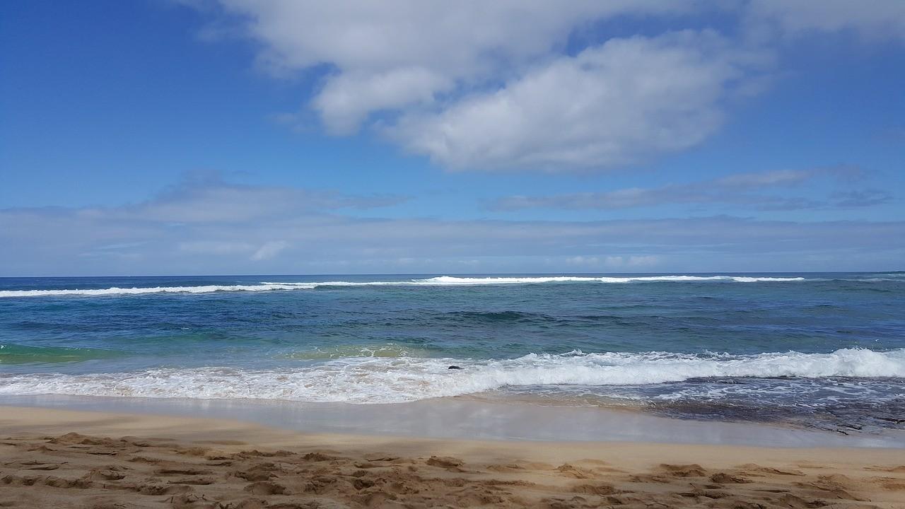 Государственный парк Хапуна Бич - Большой остров, Гавайи, США