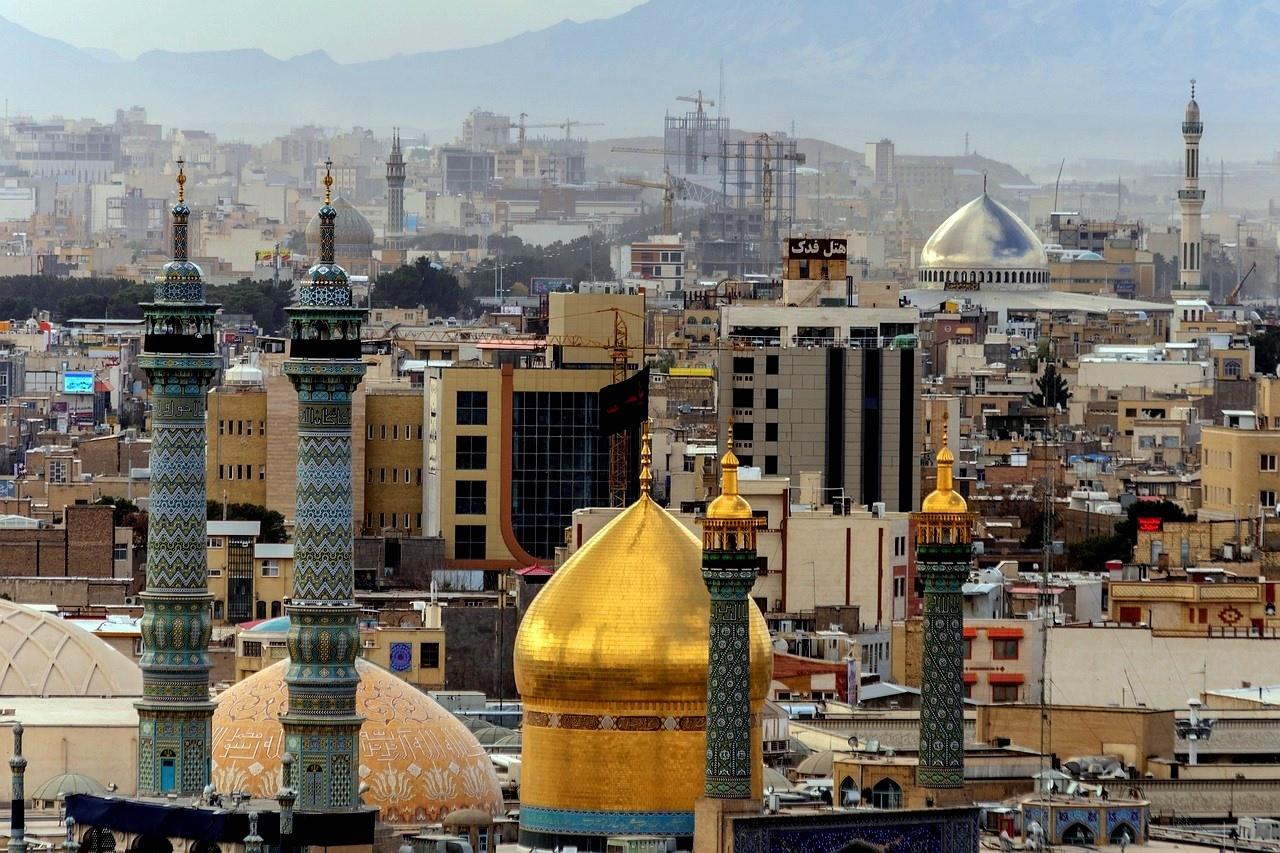 Иран Тегеран Город