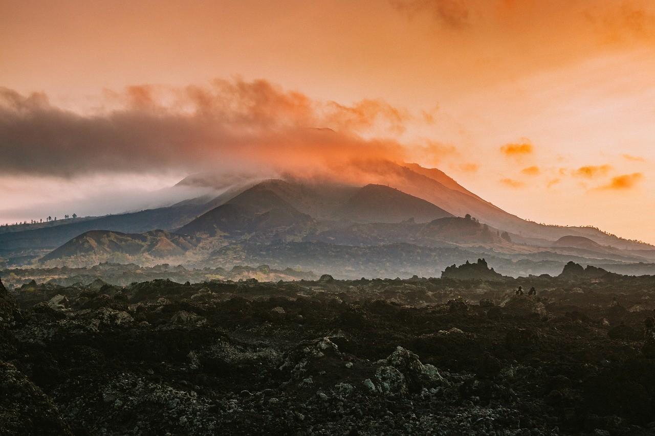 Кинтамани, Бали, Индонезия