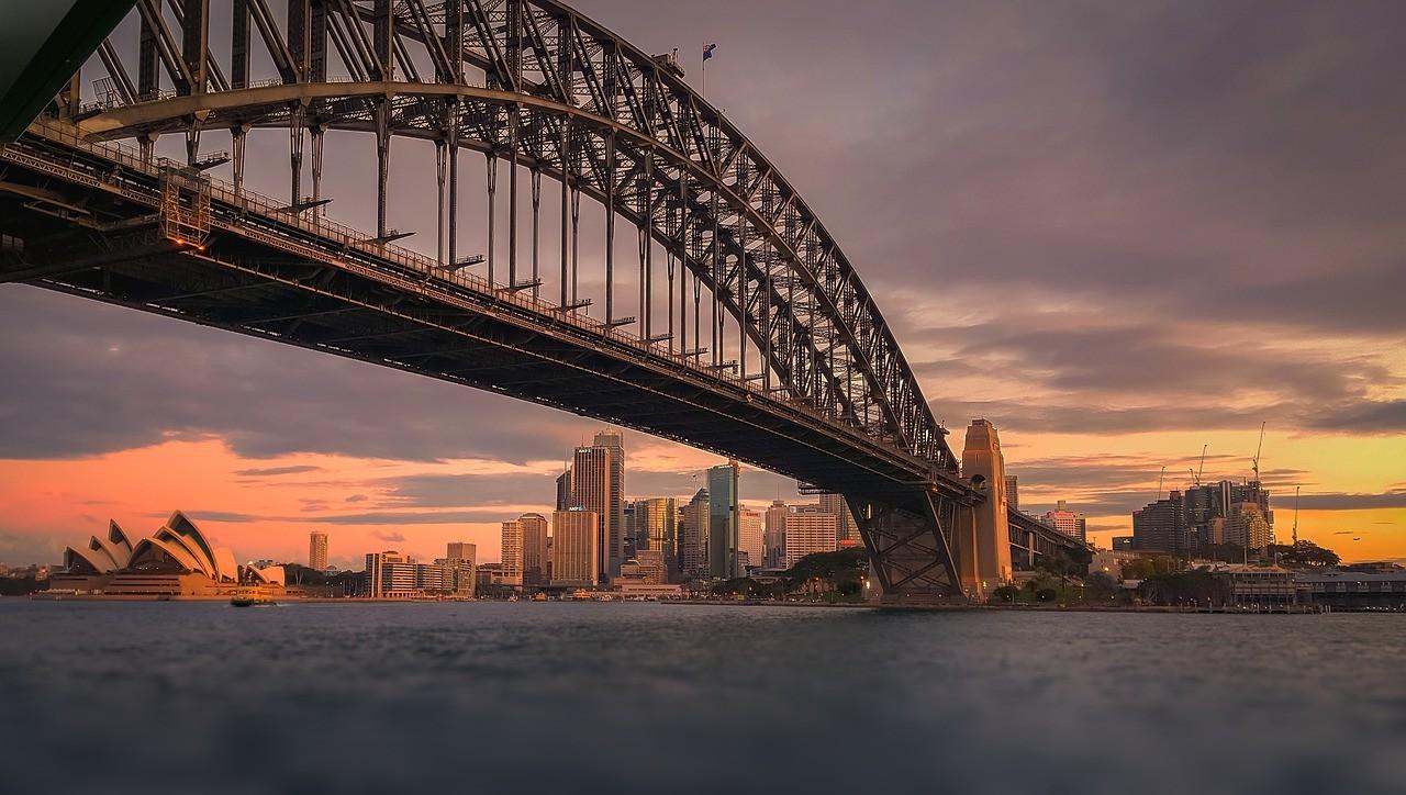 Мост в СИднее, Австралия