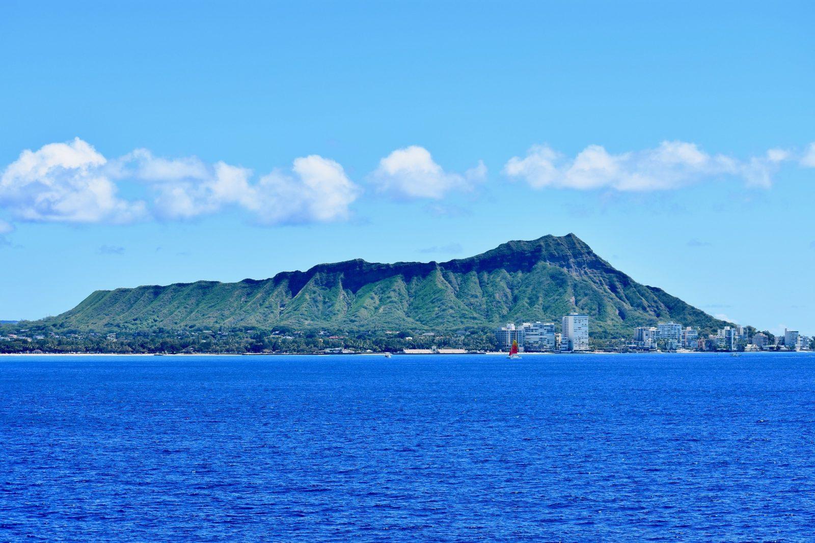 Пляж герцога Каханамоку - Оаху, Гавайи, США