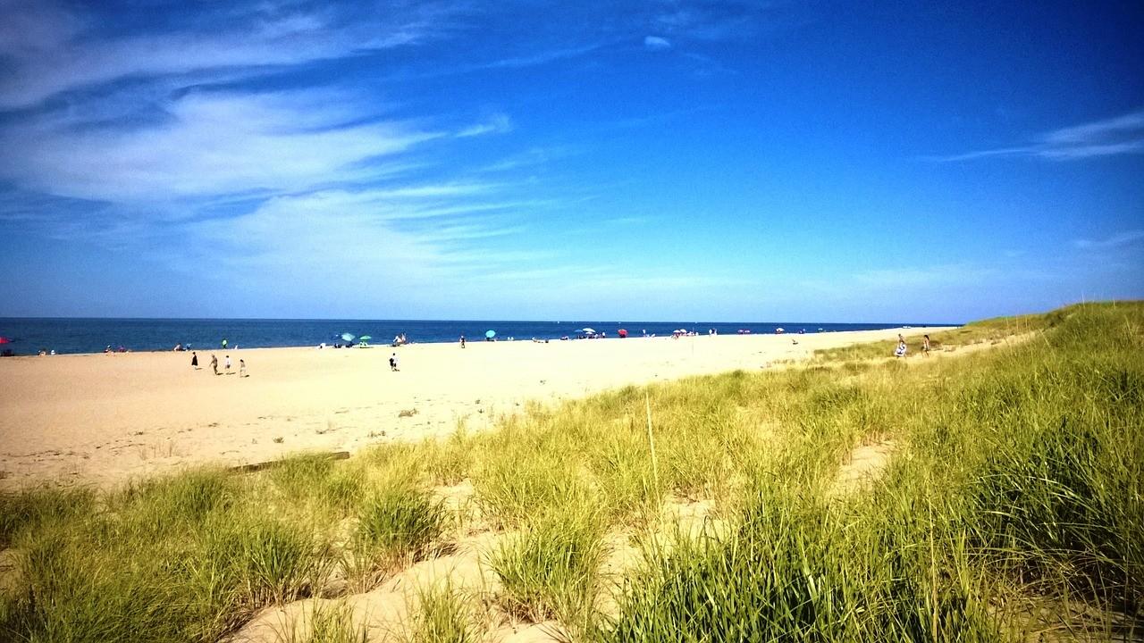 Пляж Кост-Гард - Кейп-Код, Массачусетс, США