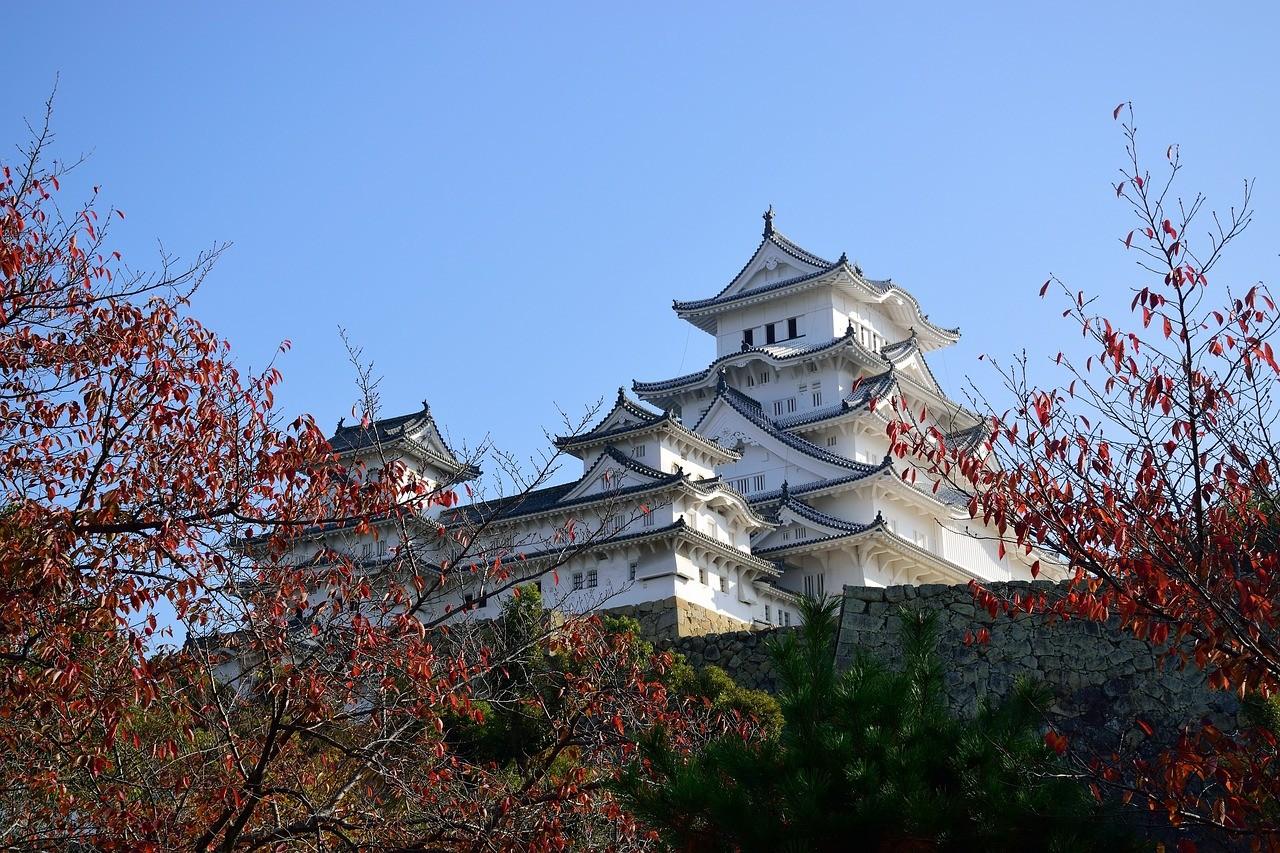 префектура Хиого, замок Химедзи, Япония