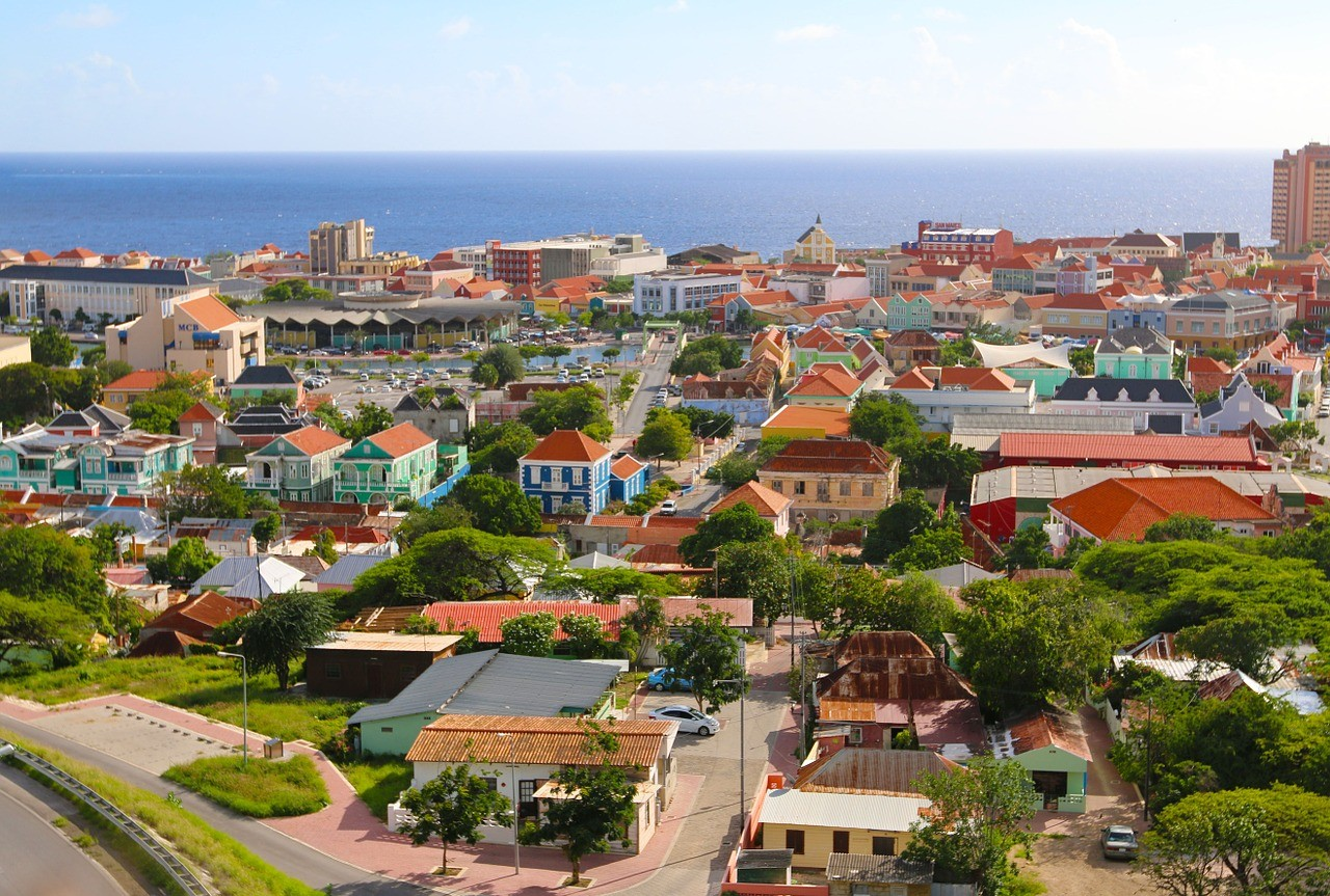 Аруба, Карибы, Америка