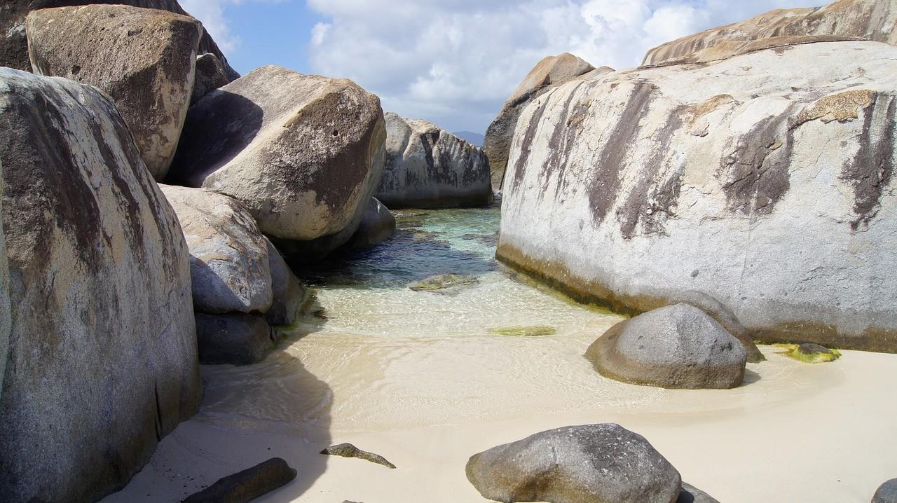 Британские Виргинские острова, карибский бассейн, Америка