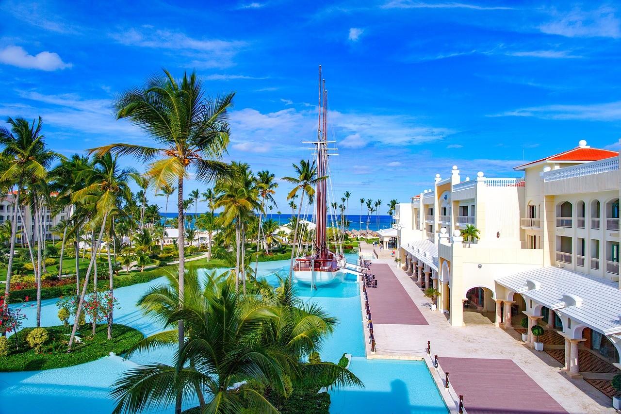 Доминиканская Республика, Карибский бассейн, Америка