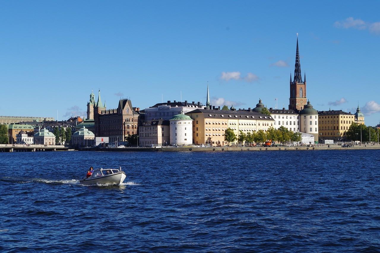 достопримечательности Швеции Стокгольм