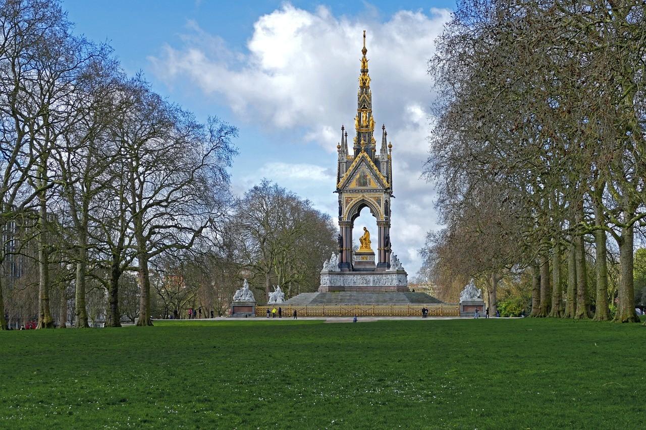 гайд парк, лондон, великобритания