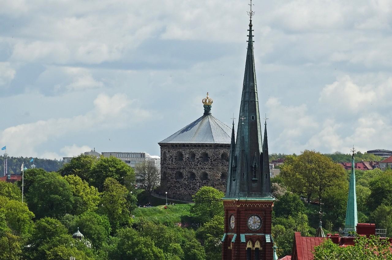 Гетебург, Швеция