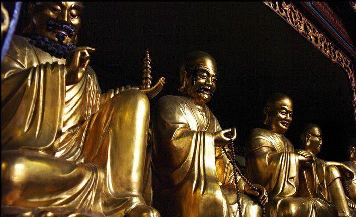Храм Хуалинь, Гуанчжоу, Китай