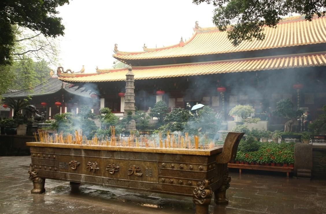 Храм сыновней почтительности Гуансяо, Гуанчжоу, Китай
