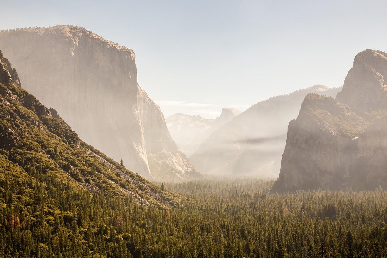 Йосемитский национальный парк, США