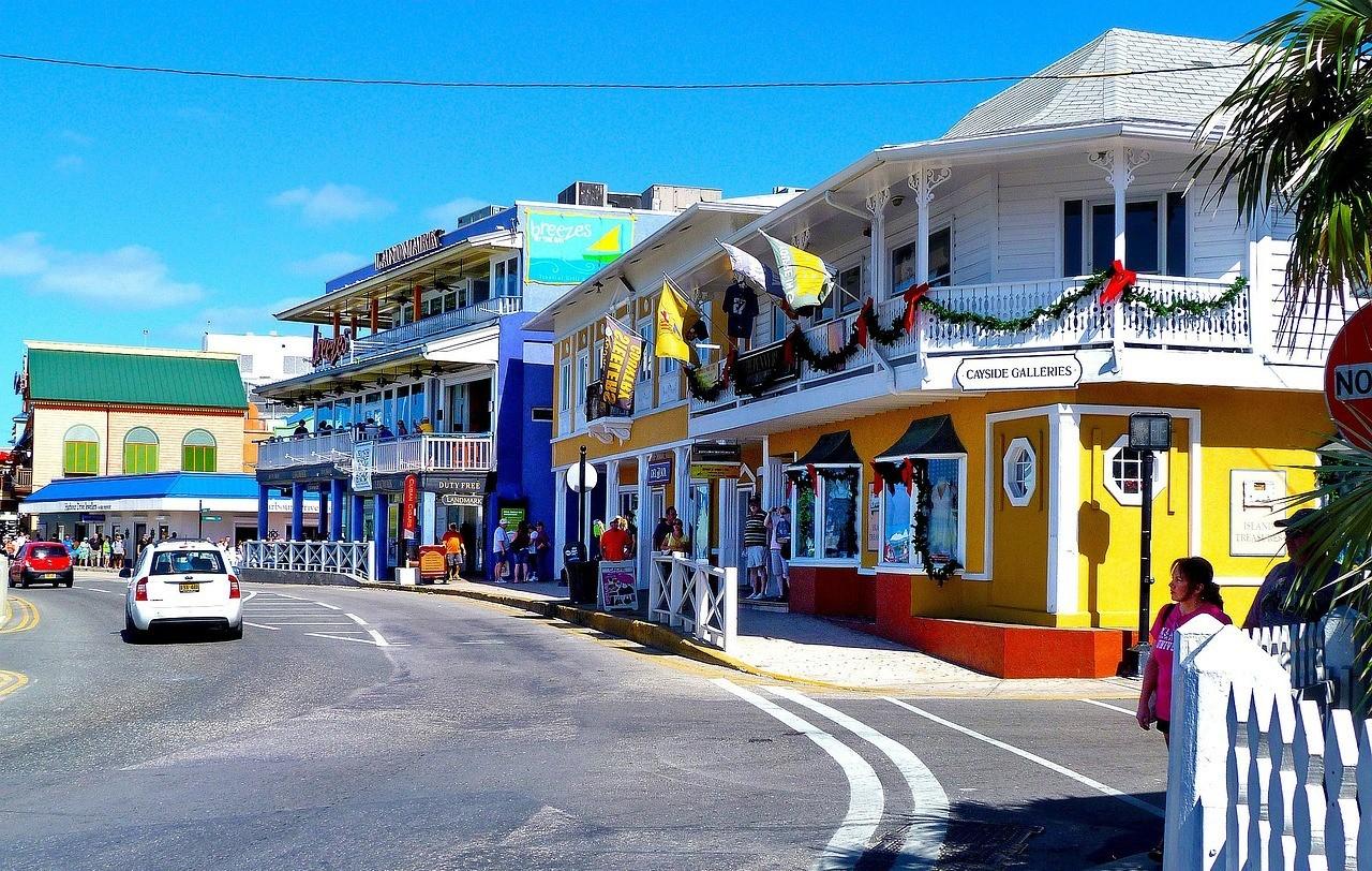 Каймановы острова, карибский бассейн, америка