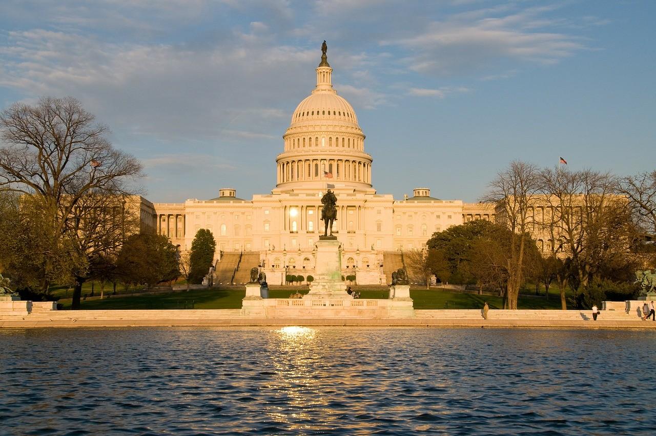 Капитолий США, Вашингтон, США