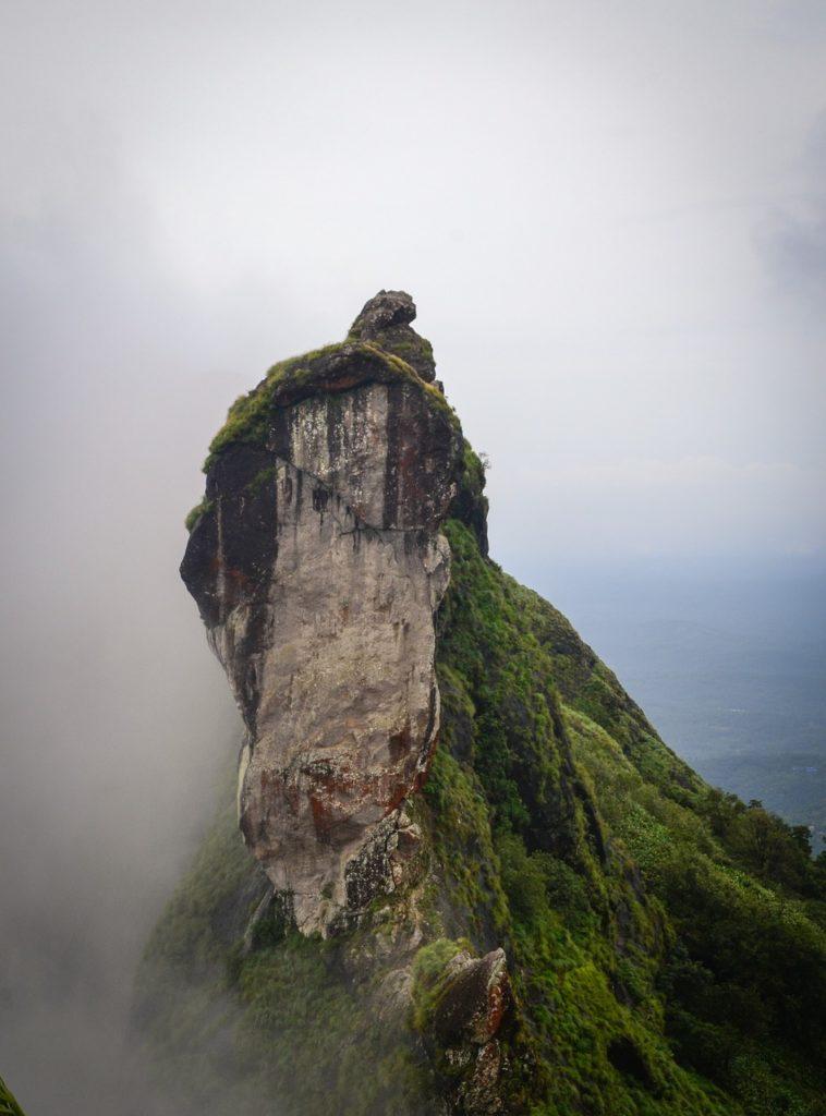 Керала, горы, Индия