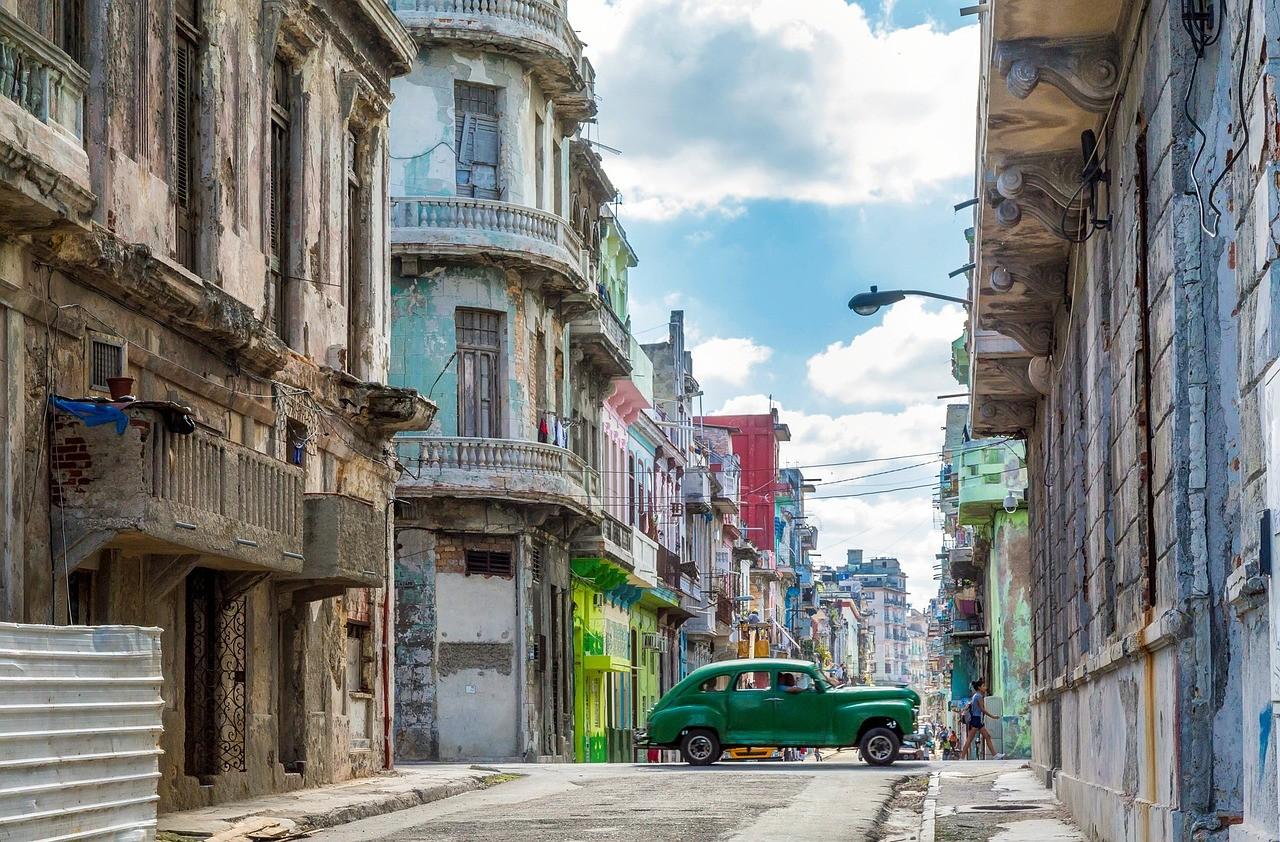 Куба, Карибский бассейн, америка