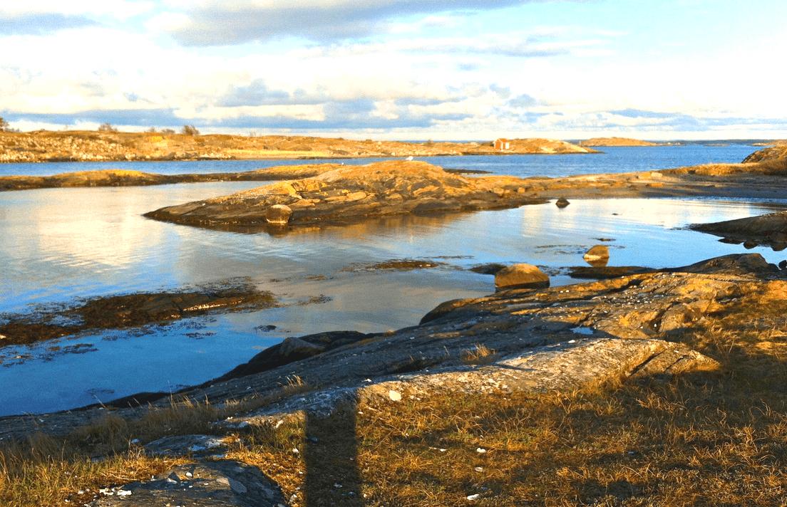Кустерхавет, острова Костер, Швеция