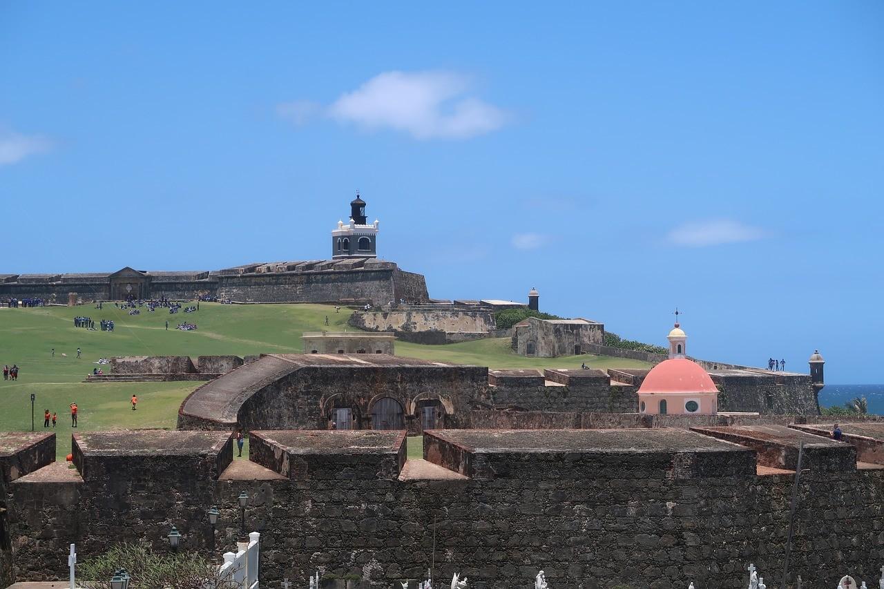 Ла Форталеза и Сан-Хуан, Пуэрто-Рико, США