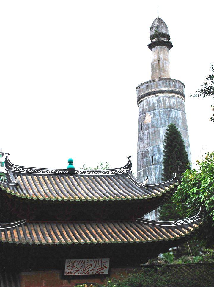 10 самых известных храмов в городе Гуанчжоу, Китай