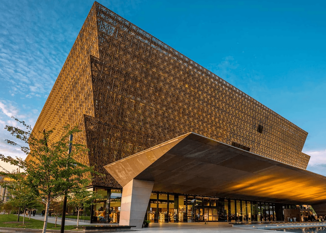 музей афроамериканской истории и культуры, вашингтон, США