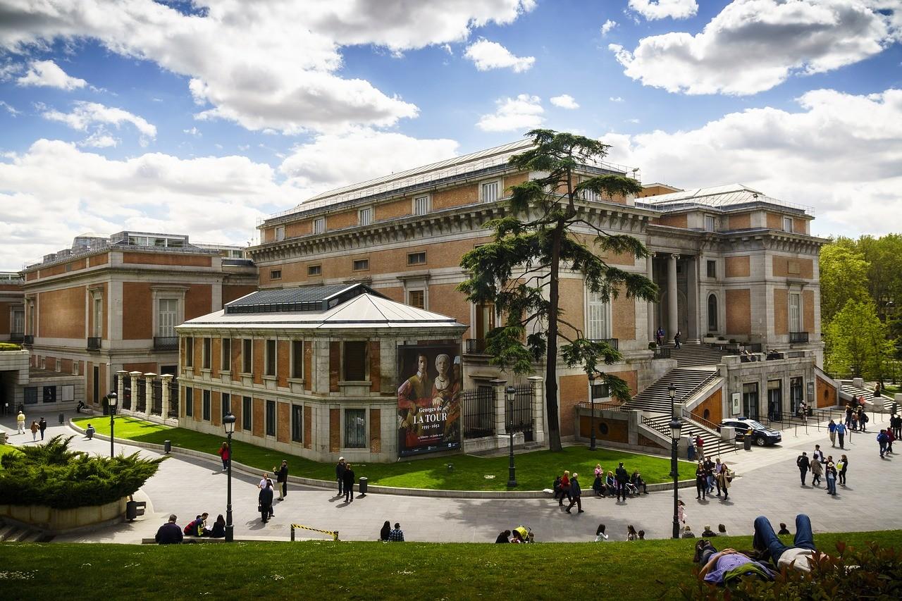 Музей дель Прадо, Мадрид, Испания