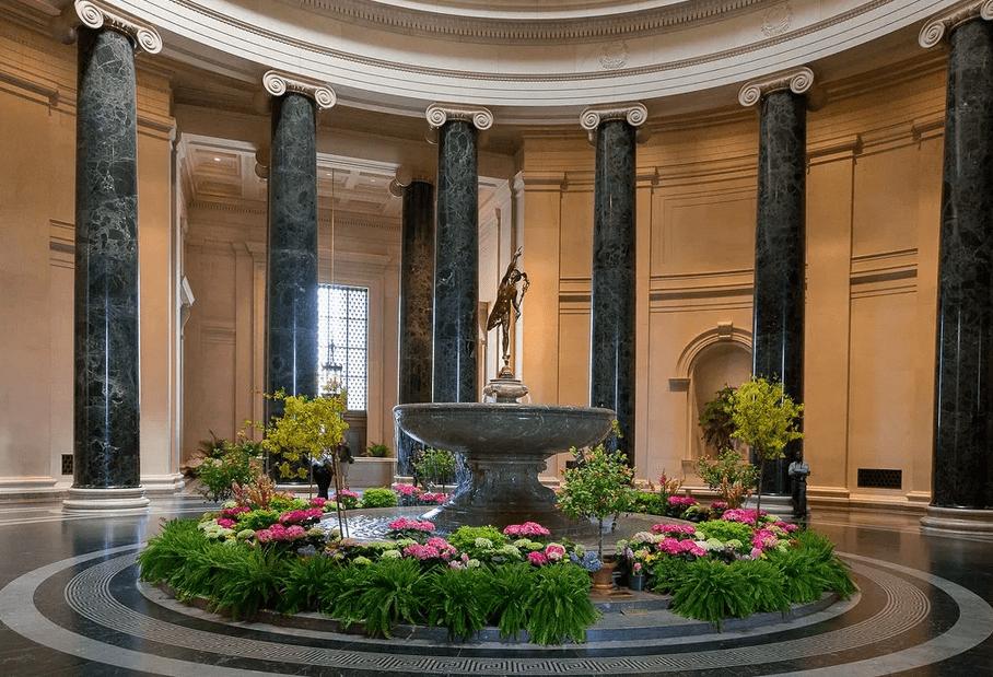 Национальная художественная галерея, Вашингтон, США