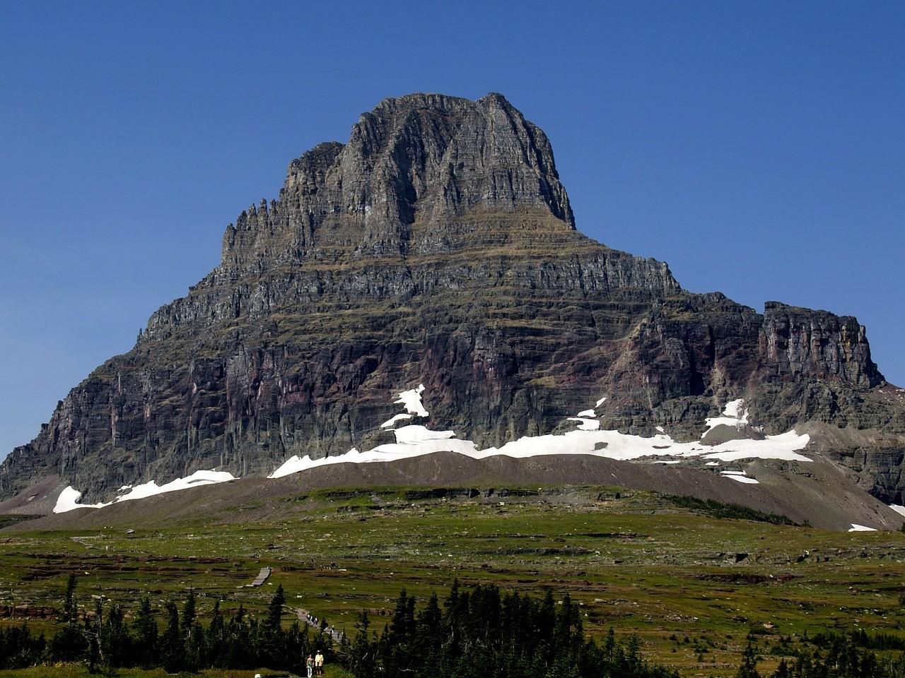 Национальный парк Глейшер, Монтана, США, Альберта, Канада