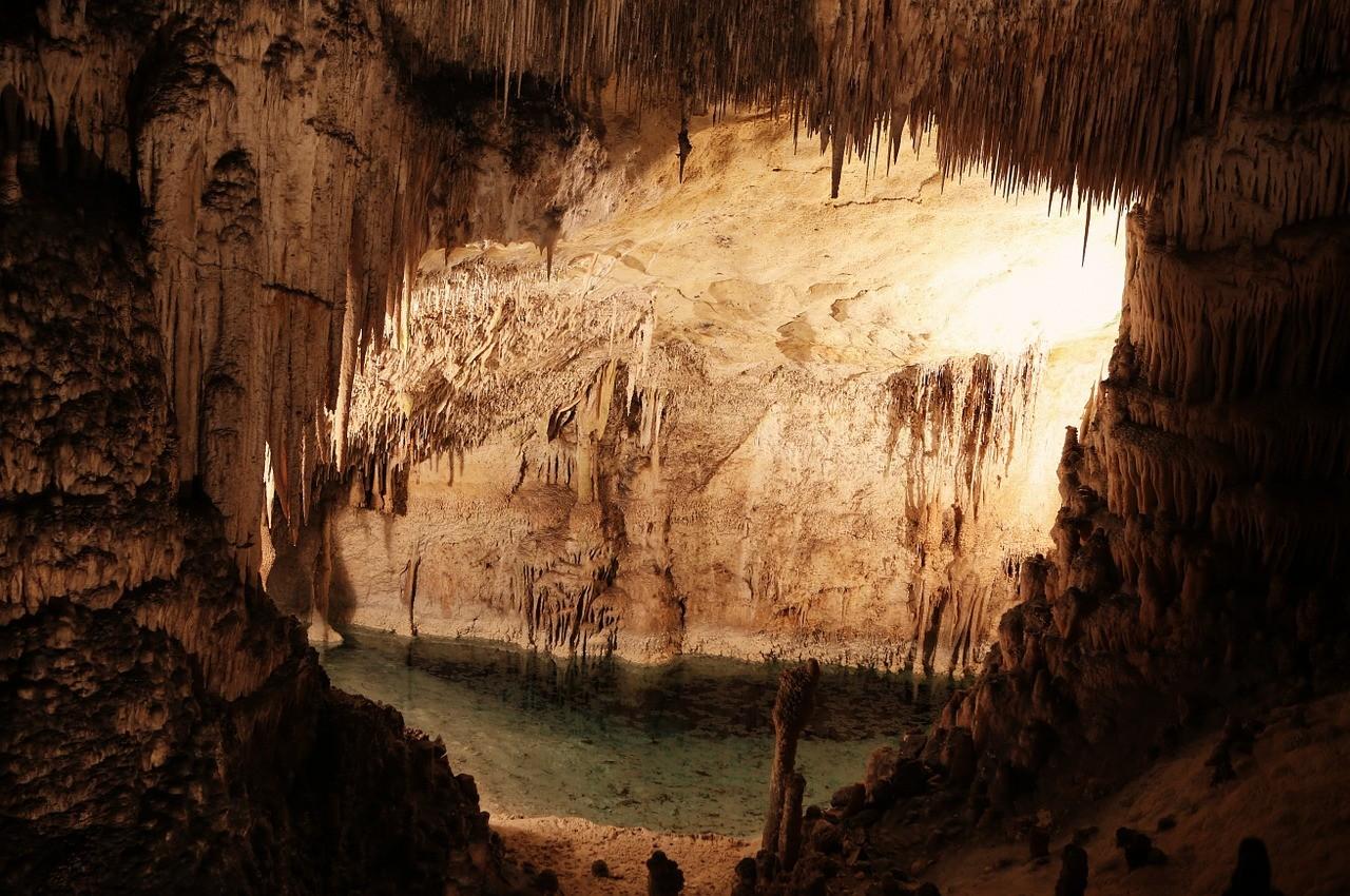 Национальный парк Карлсбадские пещеры, Нью Мексико, США