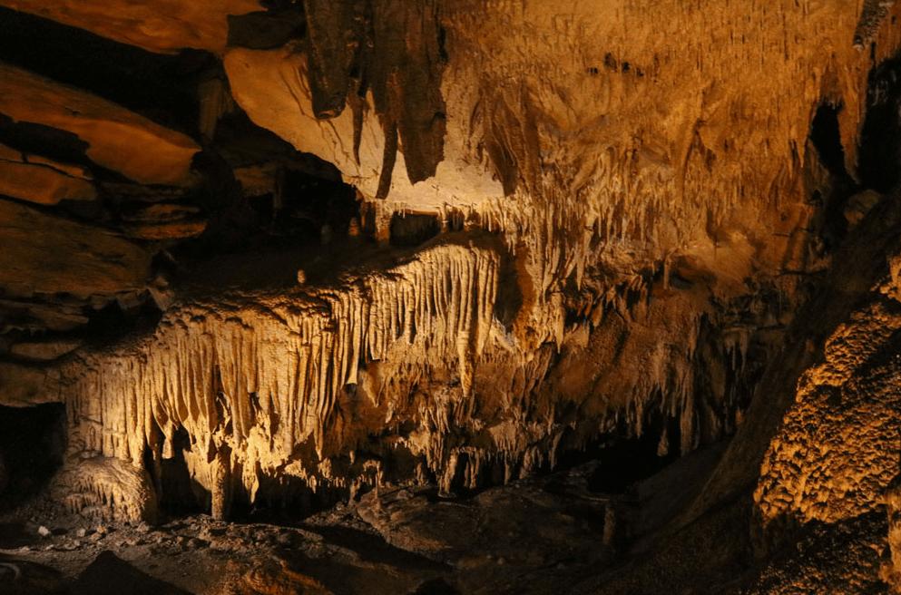 Национальный парк Мамонтова пещера, Кентукки, США