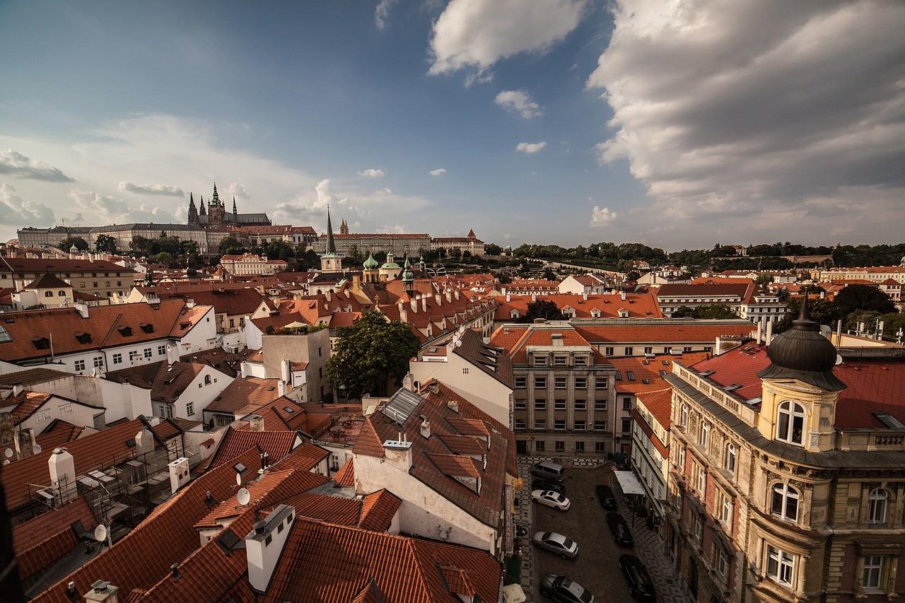 Пражский Град, Прага, Чехия