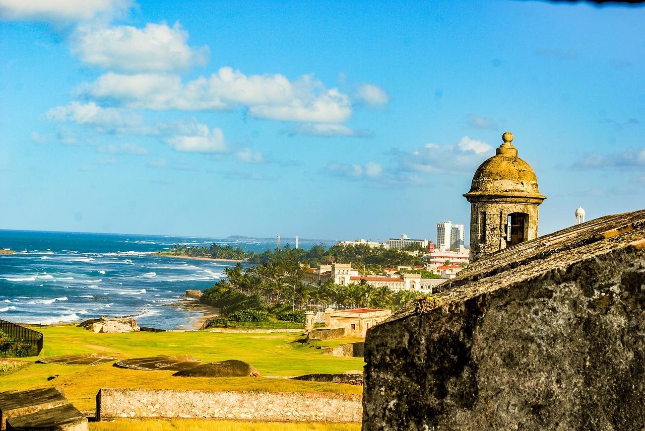 Пуэрто Рико, Карибский бассейн, америка