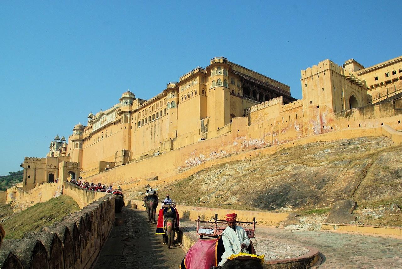 Раджастан, Индия, форт
