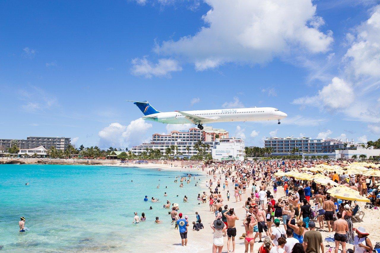 Святой Мартин, карибский бассейн, америка