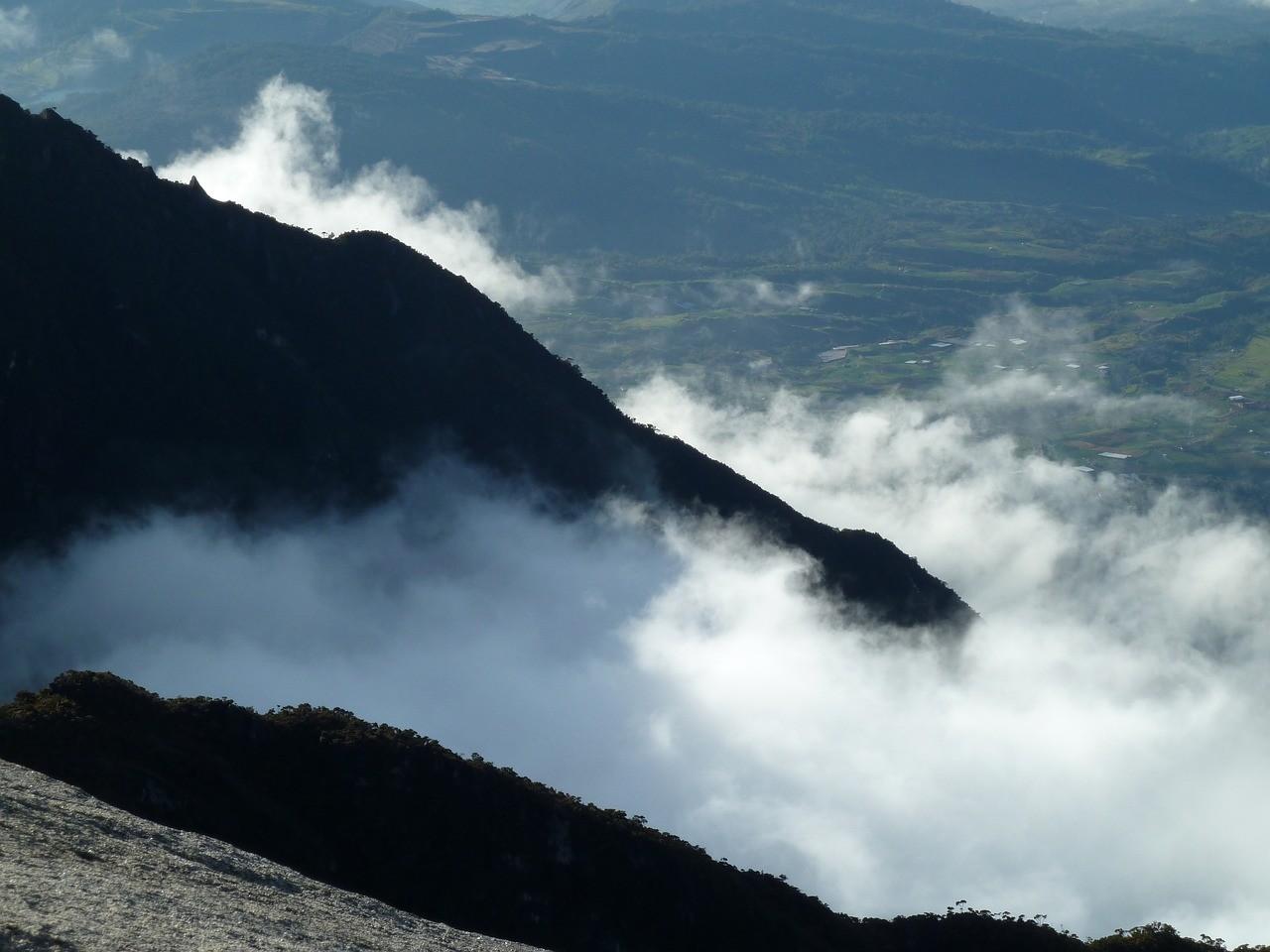 Гора Кинабалу, Малайзия, остров Борнео