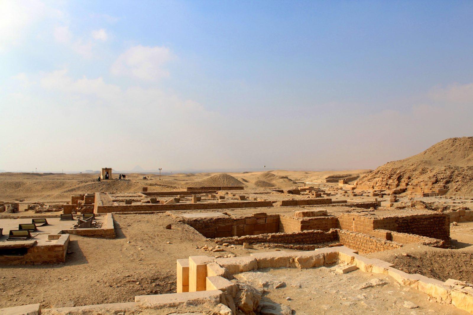 некрополь Саккары, Египет