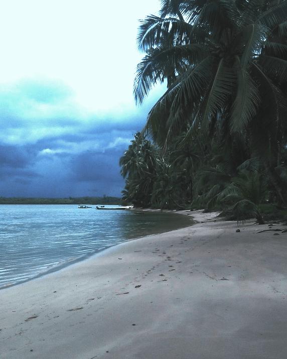 пляж Чаунг та, янгон, мьянма