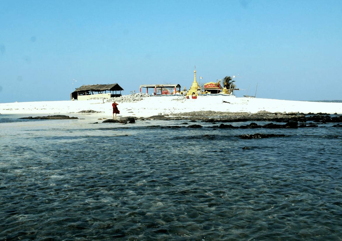 пляжи Мьянмы