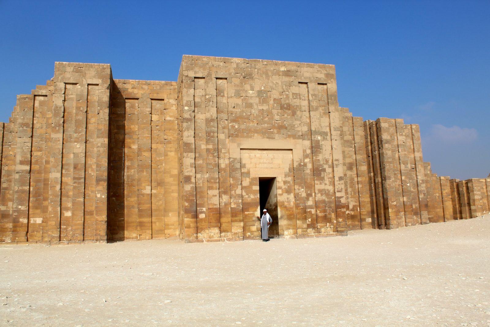 саккара египет стена