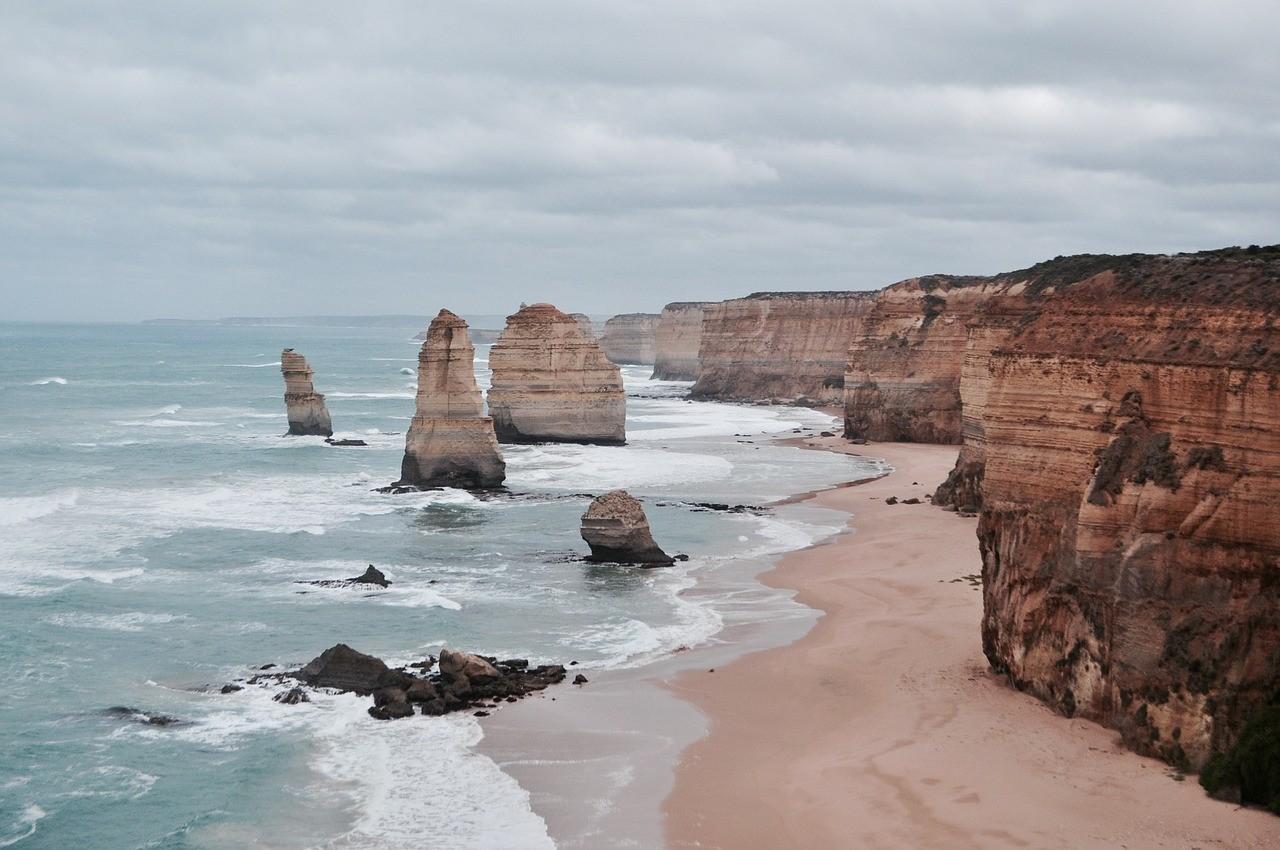 Великий Океанский маршрут, Австралия