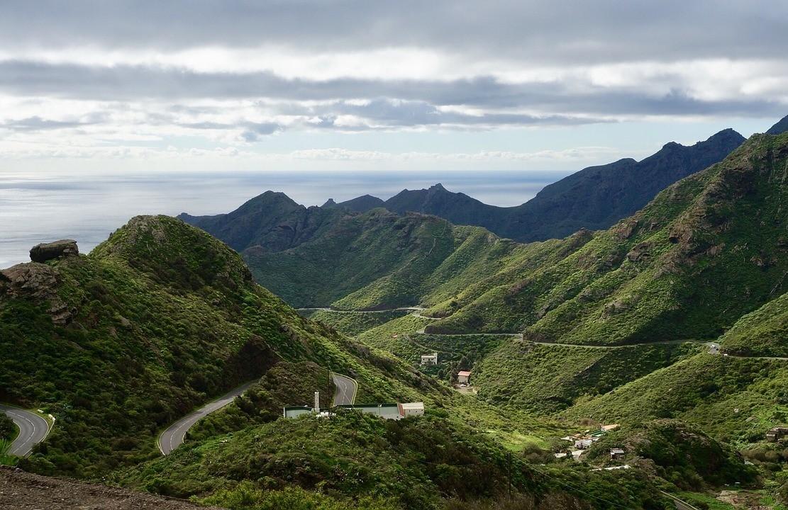 отдых на канарских островах, тенерифе, природа