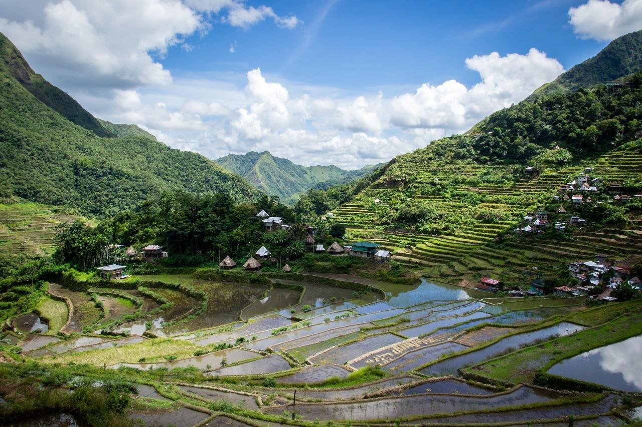 Батад, Рисовые террасы, Филиппины
